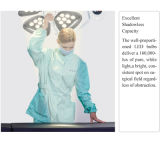 Verticle genehmigte Shadowless LED Betriebslampe mit Cer-Bescheinigung (MN-LED-STZ4)