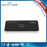 Sistema de alarma móvil sin hilos inteligente controlado del G/M de la llamada del APP (SFL-K6)