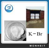 Bulk Kbr van het Bromide van het Kalium van het Kristal van de Behoefte van de Klant Witte