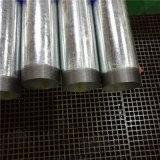 Размеры трубы ранга ASTM A53 BS1387 гальванизированные b