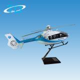 1:24 del modello dell'elicottero della resina Ec-135