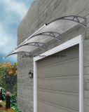 предохранение от дождя парадного входа сени тента двери 900X300cm DIY пластичное (YY900-L)