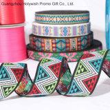Nylon тесемка вышивки ленты для одежды с упаковкой ширины 38mm