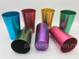 飲料の飲むマグの使用(PPC-AC-008)のためのアルミニウムコーヒーカップ