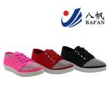 حقنة نساء نمو حذاء رياضة مع ماس إصبع قدم غطاء [بف1610101]