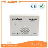 Suoer Portable 150W DC 12V à AC 220V Onduleur de voiture avec interface USB (SKA-150A)