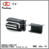 28 pines hembra Automotive cubierta impermeable conector de la ECU Cableado