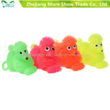 Light up Soft Plastic Spike Poodle Ball Kid Toy