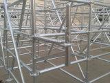Гальванизированная стальная система лесов Ringlock для конструкции