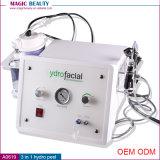 Beste verkaufen3 in 1 hydroMicrodermabrasion Hydra-Gesichtsmaschine mit Diamanten Dermabrasion