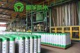 Membrana impermeable modificada polímero auto-adhesivo del betún sin el refuerzo 1.2m m
