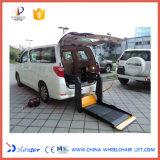 Elevatori di sedia a rotelle idraulici per il certificato Disabled del CE