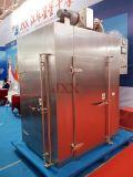 Secador de bandeja com as 24 bandejas para maquinaria de secagem do alimento