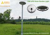 La lampe solaire de jardin Integrated la plus neuve de 2017 DEL avec des certificats d'EMC BV