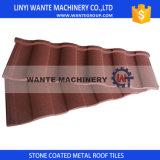 Os materiais de construção da alta qualidade de Wante galvanizaram a telha de telhado do preço de venda da placa de aço