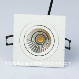 Elegant Surface LED Square Dowblight Recessed 7W 9W LED Grille Lights