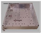 CNC die de Huisvesting van de Filter van het Aluminium machinaal bewerken