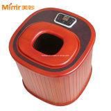 Terapia de madera de infrarrojo lejano Mh-02 de la sauna del pie del vapor de los lujos