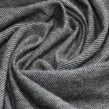 poliéster 200GSM/algodão/Spandex Jean falsificado para a roupa
