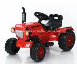 Trator/passeio do pedal dos miúdos no carro elétrico para crianças