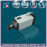Высокоскоростной шпиндель Hqd для машины маршрутизатора CNC (GDF60-18Z/4.5)