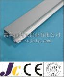 Perfil de aluminio anodizado plata 6061 (JC-P-84023)