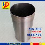 Ne6/Ne6t voor de Uitrusting van de Voering van de Cilinder van de Dieselmotor van Nissan (11012-95005 11012-95064)