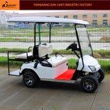 4 Seater 골프 클럽을%s 전기 골프 카트