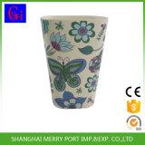 Bambusfaser-nicht beschmutzte unzerbrechliche Unterhalt-Cup-Kaffeetasse