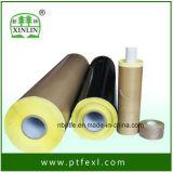 Cinta adhesiva de PTFE de alta temperatura con adhesivo no pegajoso