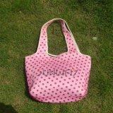 Personalizado aislados neopreno bolsa de playa, bolsa de la compra, Picnic Cooler Bag (BC0073)