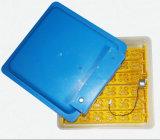 アップグレードされた自動小型鶏56の卵の定温器機械