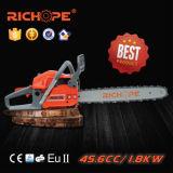 Chainsaw CS4600 Ce прочный и профессиональный газолина 46cc