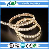 Het Licht van de Strook 120LED van de Hoogspanning SMD2835 van de vervaardiging