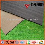 Ideabondのアルミニウム合成のパネルの屋外のパネル(AE-303)