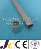 Câmara de ar de alumínio quadrada, perfil de alumínio anodizado brilhante da câmara de ar (JC-C-90025)
