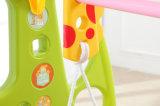 2017人の6機能の熱い販売の子供のプラスチックスライド(HBS17032C)