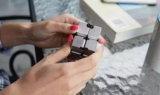 Cubo plástico mágico de la persona agitada del infinito de 2017 nuevos juguetes