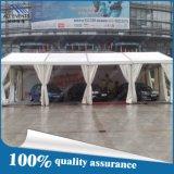 Weißes Belüftung-Partei-Zelt