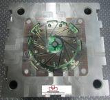 3-Плита умирает структура, прессформа заливки формы давления для вентилятора кожуха (механически и электрическо)