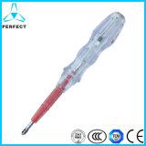 Изолированный карандаш испытания напряжения тока электрический