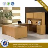 con el escritorio de oficina durable de la melamina de los muebles de oficinas del estante (NS-NW175)