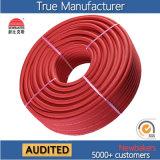 Красный цвет шланга для подачи воздуха давления PVC промышленный пожаробезопасный высокий (KS-814GYQG)