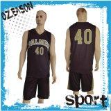Оптовая равнина Dri подходящая плюс образец Джерси баскетбола черноты размера свободно