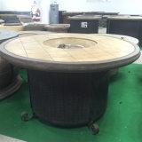 42 인치 둥근 프로판 가스 난로 구덩이 테이블