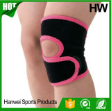 China Supply Nylon Comforable Sports Knee Support (HW-KS035)