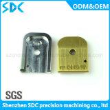 Peças de trituração fazendo à máquina do alumínio do certificado das peças das peças do CNC do alumínio do ODM do OEM/CNC/GV