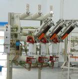 Interruptor de rotura de carga de alto voltaje de la unidad de la combinación del fusible de Fzrn21-with
