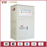 Precio automático del estabilizador del voltaje de la línea eléctrica de SBW 200kVA