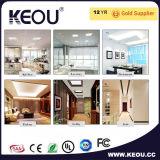 El panel 40W 48W 60W 72W de la iluminación del surtidor LED de China